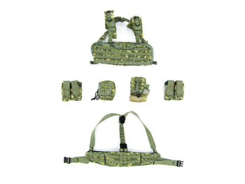 U.S. Army Special Forces Sniper - ACU Chest Rig & Pouches Set