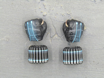 Black Widow - Hand Set & Wrist Guards (x2)