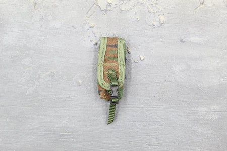 US Air Force - AFSOC - Woodland Camo Radio Pouch