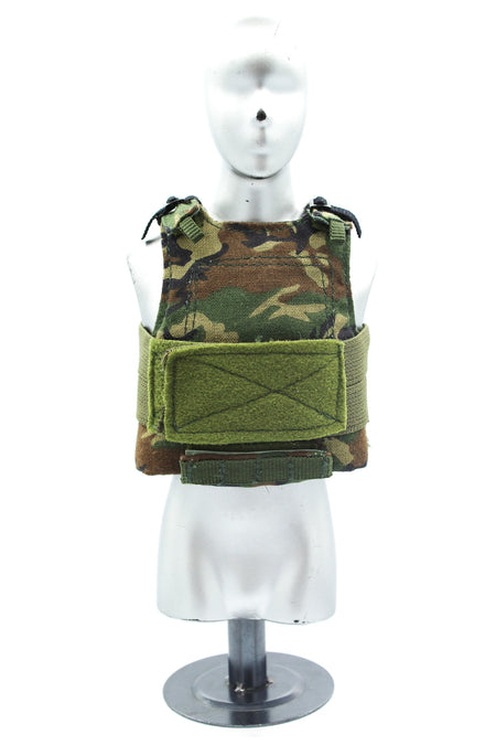 US Air Force - AFSOC - Woodland Camo Plate Carrier