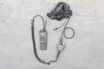 US Air Force - AFSOC - Black Radio w/Headset