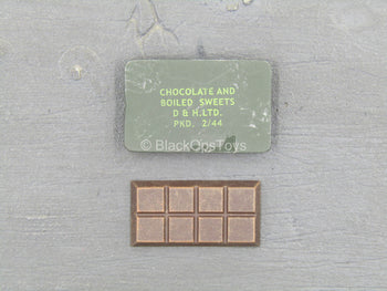 WWII - Soldat 1st Airborne Division - Chocolate & Boiled Sweets
