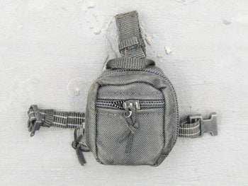 U.S. Army Special Forces Sniper - Black IFAK Drop Leg Pouch