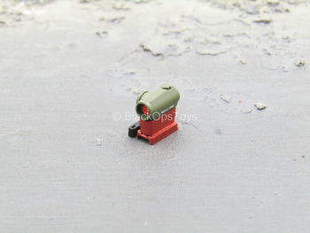 DOT - Red & OD Green Red Dot Sight