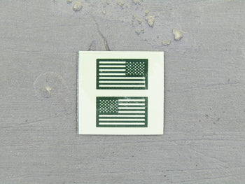 U.S. Army Special Forces Sniper - American Flag Patches
