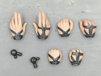 The Crow - Hand Set (x6) w/Wrist Pegs (x2)