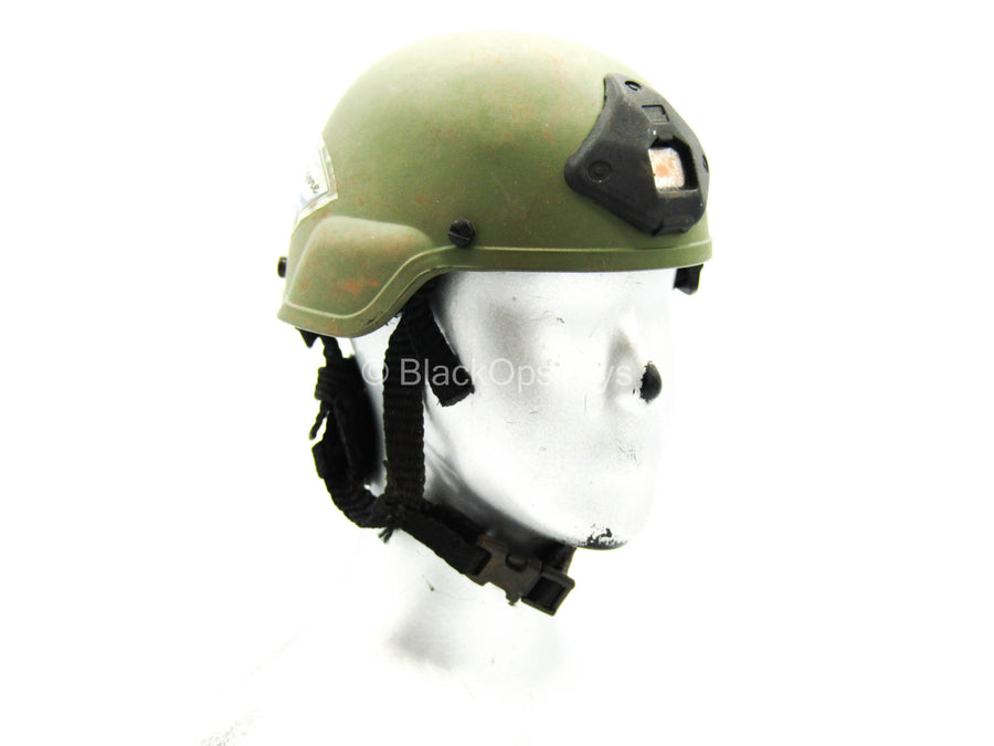 GI JOE - Rock & Roll - OD Green Helmet