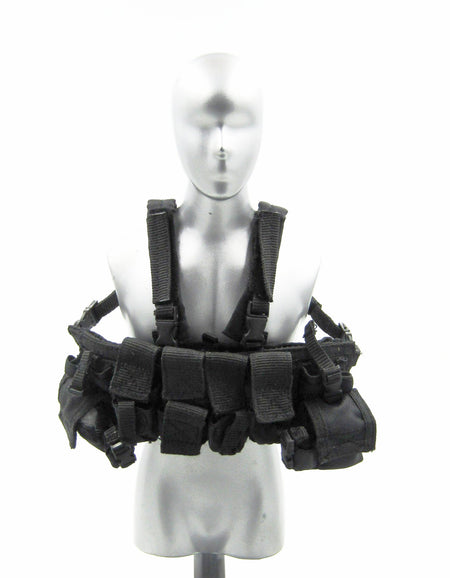 PMC Black Chest Rig
