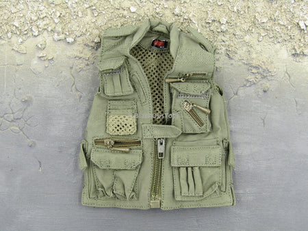 PMC Green Tactical Vest