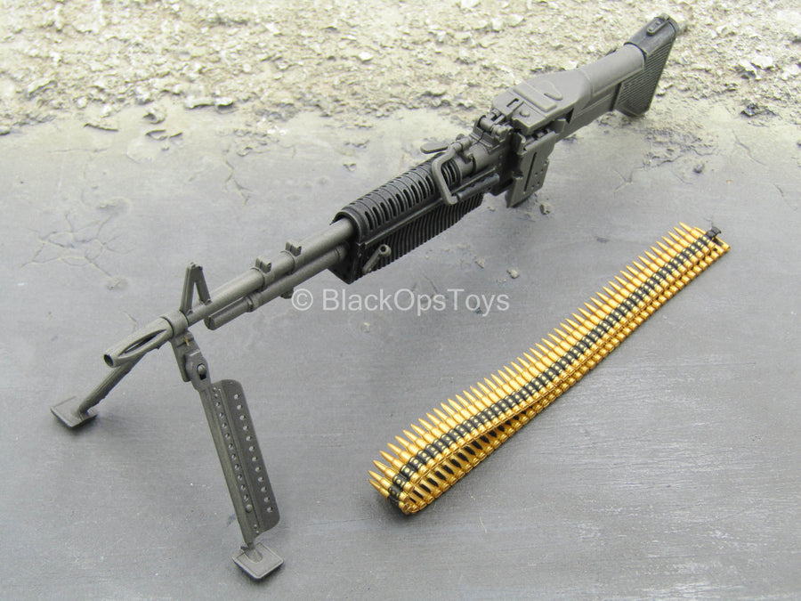 Modern Firearms Collection II - M60 Machine Gun w/Ammo Belt