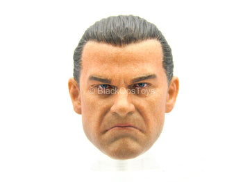 Punisher - The Revenger - Male Head Sculpt
