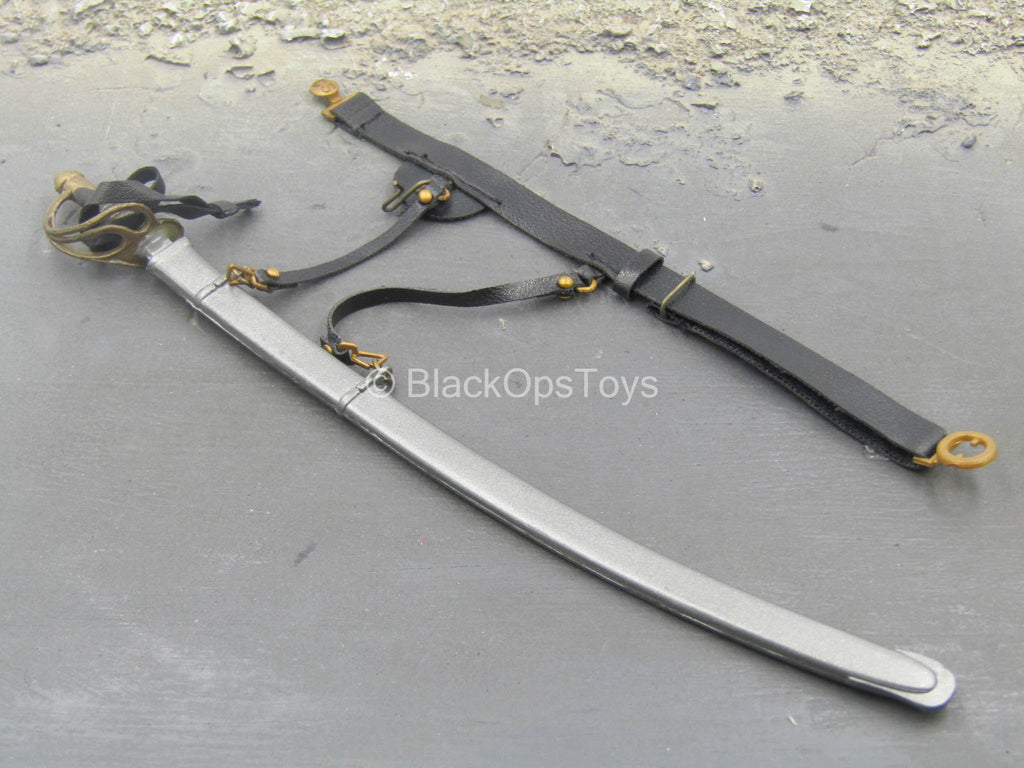 1st Virginia Cavalry - Sword w/Sheath & Belt