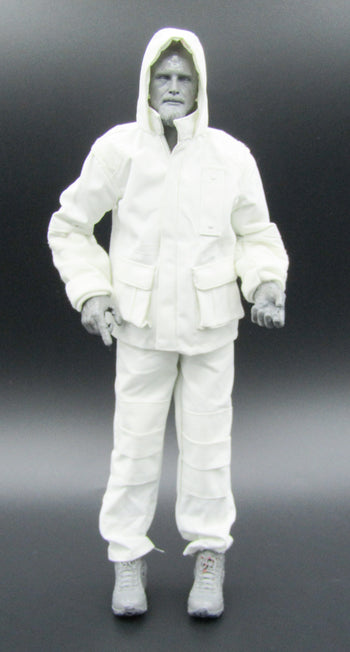 Winter Mountain Gear - White Uniform Set