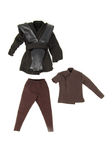 Star Wars (Dark Side) Anakin Skywalker Jedi Combat Uniform Set
