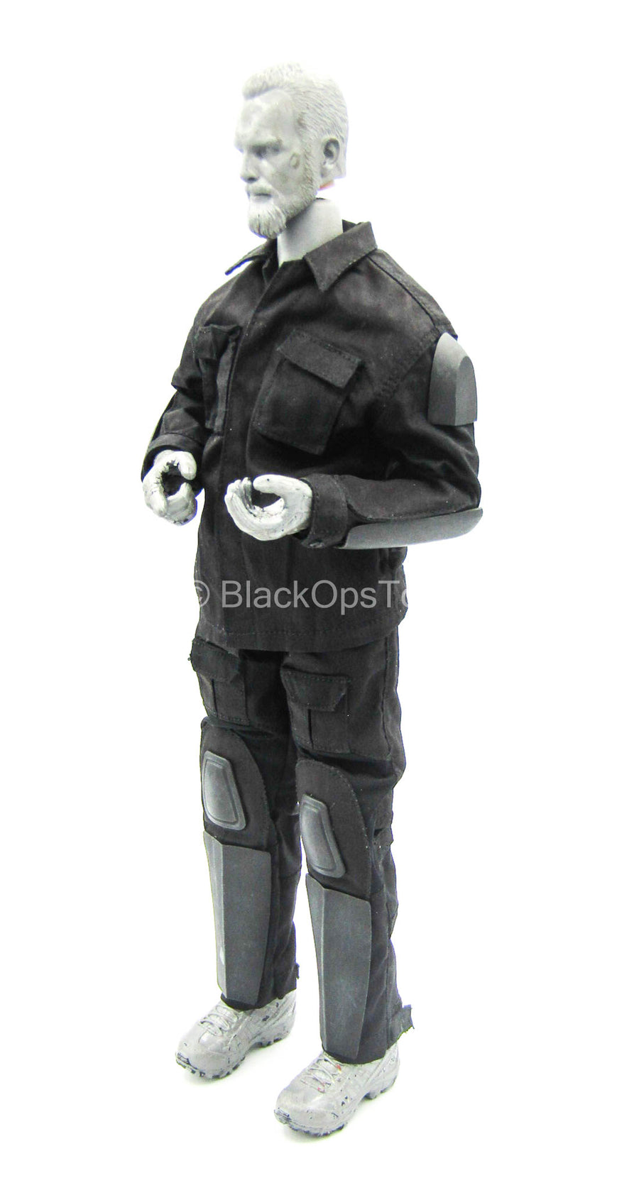 Furious - Boss Dominic - Black Uniform Set