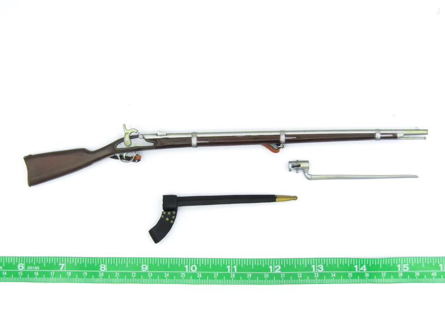 57th Virginia Infantry - Musket Rifle w/Bayonet