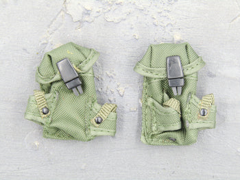 Lightweight Gear Set - OD Green Multipurpose Pouch Set