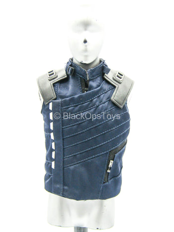 Infinity War - Winter Soldier - Blue Vest w/Magnetic Panel