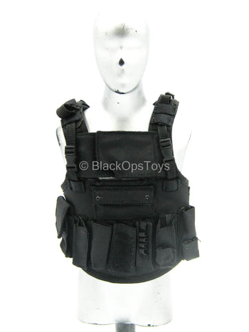 Furious - Boss Dominic - Black Ballistic Vest