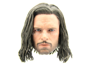 Infinity War - Winter Soldier - Male Head Sculpt
