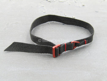 ZERT - Sniper Team - Black & Red Riggers Belt
