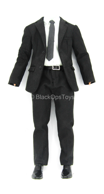 Avengers - Phil Coulson - Male Body w/Complete Suit & Shoes