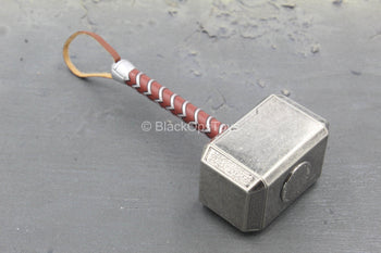 "The Avengers - Thor - Metal ""Mjolnir"" Hammer (Type 1)"