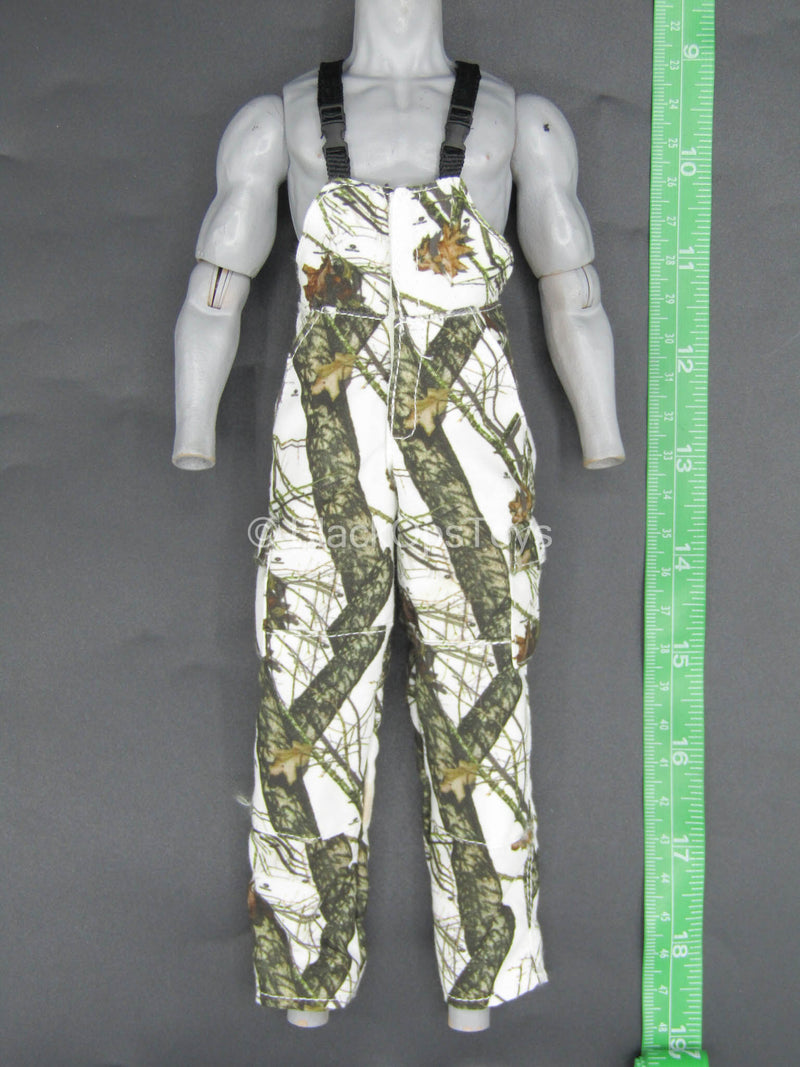 Outdoor Men's Mossy Oak Winter Camo - Overall Pants