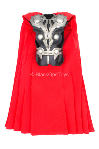 The Avengers - Thor - Chest Armor w/Red Cape