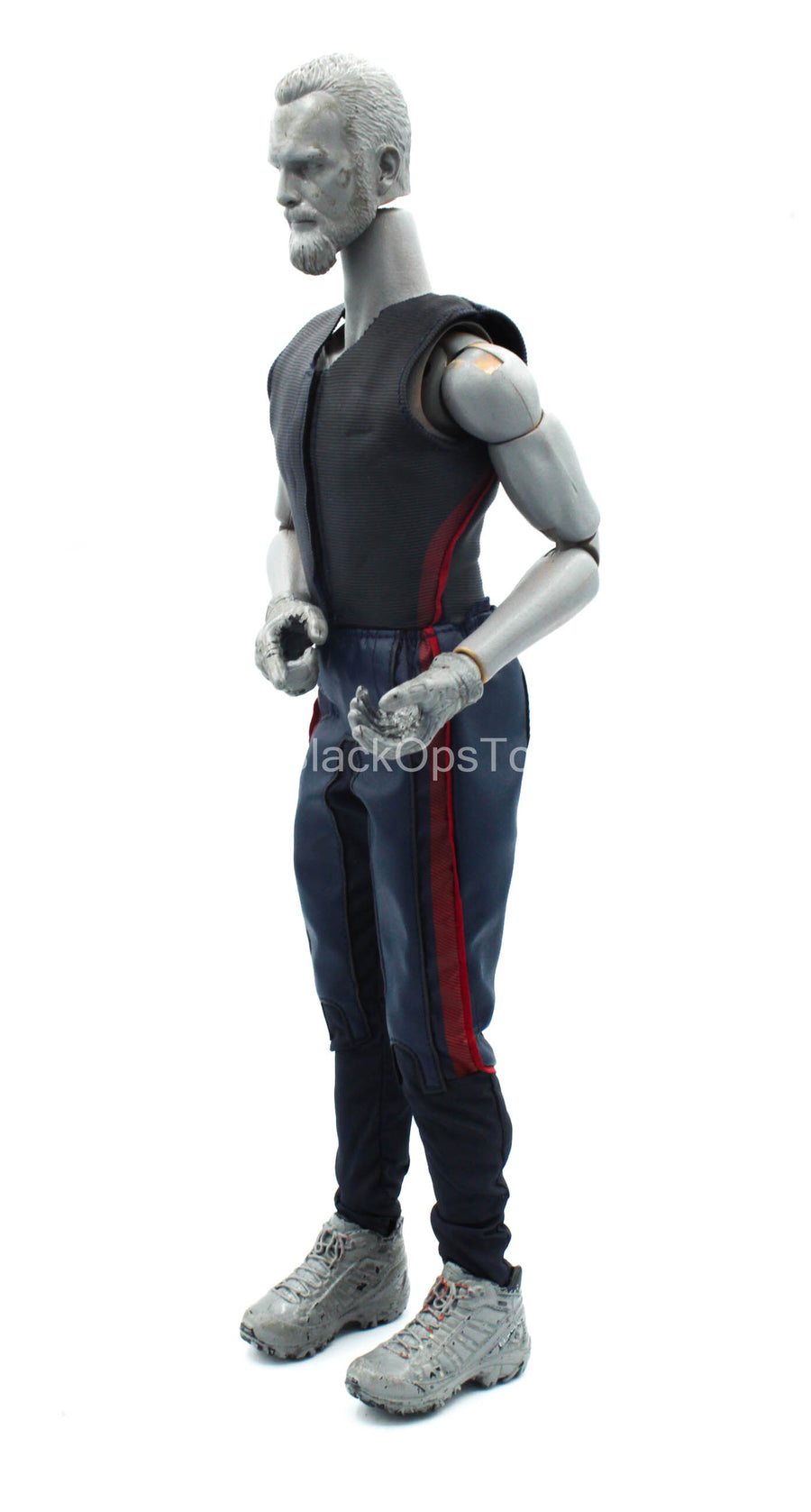 The Avengers - Thor - Blue & Red Pants w/Black & Red Vest