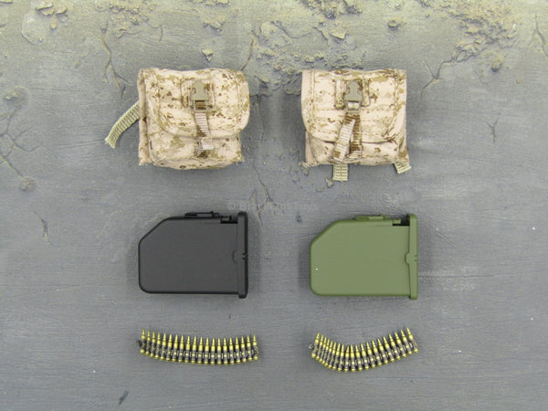 ZERT Advanced Machine Gunner Sully MSE Exclusive OD Green Uniform Set
