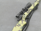 SNIPER - Camo Short Barrel Sniper Rifle