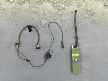 Special Mission Unit Part VI Security Team Version (Camo) Radio & Headset