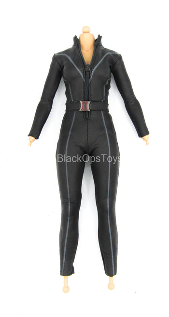 The Avengers - Black Widow - Female Body w/Black Jumpsuit