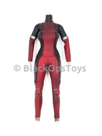 Lady Katana Deadpool Female Body w/Full Bodysuit