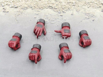 Lady Katana Deadpool Female Hands Set Pin Type x6