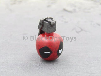 Lady Katana Deadpool Female Grenade x1