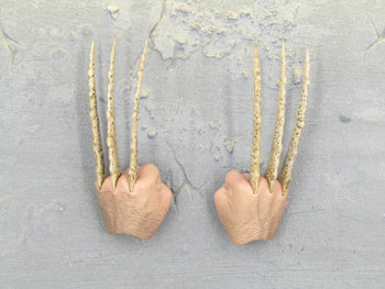 The Wolverine - Hand Set w/Bone Claws