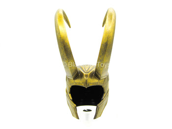 The Avengers - Loki - Gold Helmet