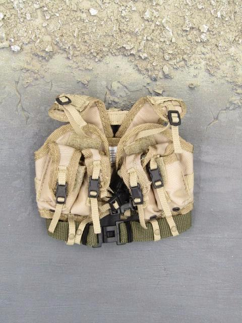 BBI Freedom Force US Army Special Tan LBV Load Bearing Vest
