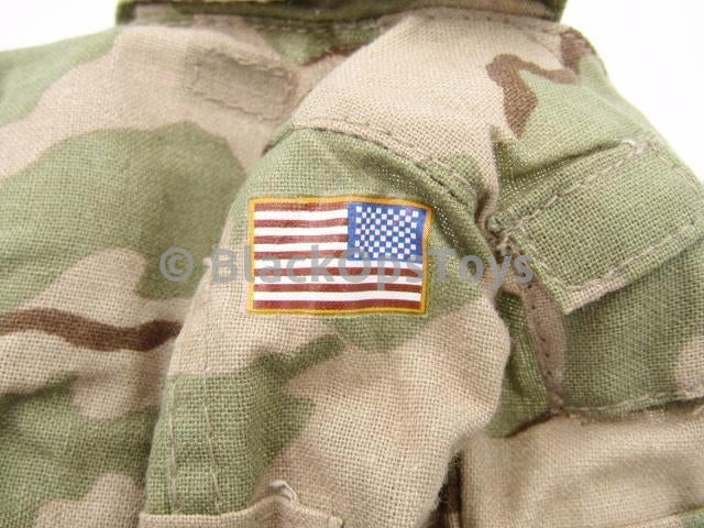 BBI Freedom Force US Army Special 3C Camo Uniform Set