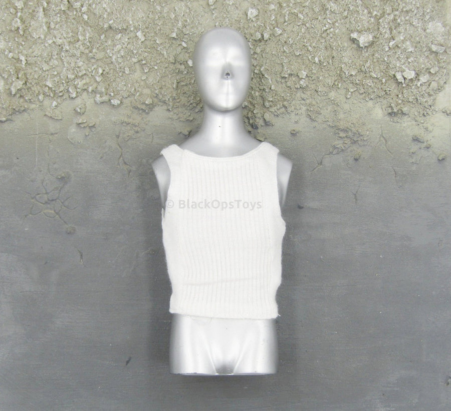 White Tank Top 1//6 scale toy Wolverine