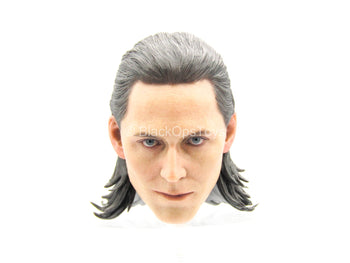 The Avengers - Loki - Male Head Sculpt