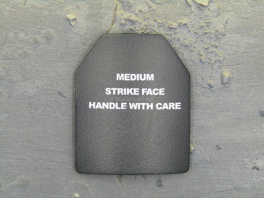 10th Mountain Division Sniper Black Strike Plate