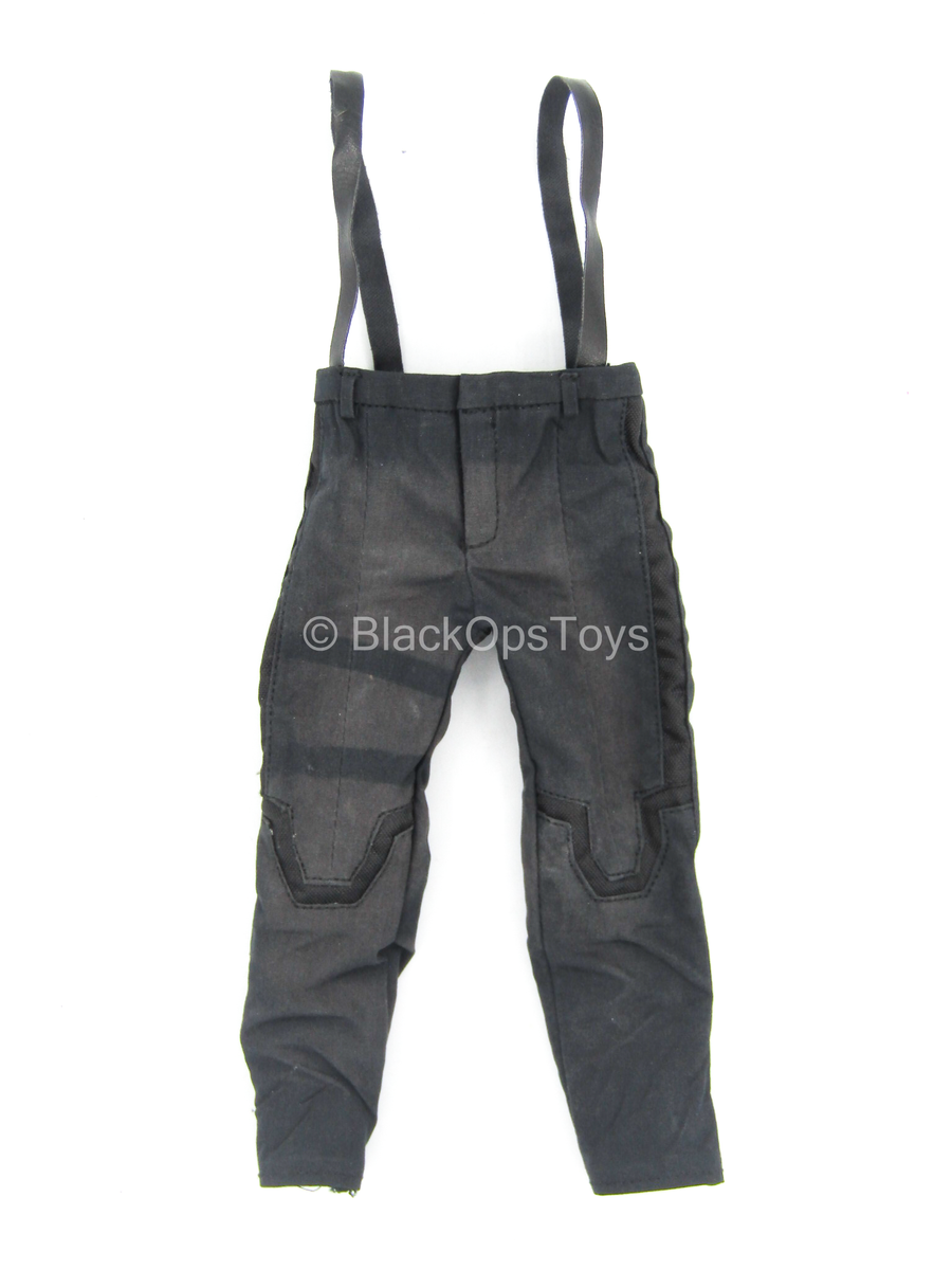 Avengers - Nick Fury - Black Pants w/Suspenders