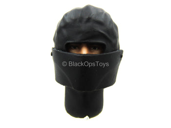 1/12 - League Of Shadows - Black Masked Head Sculpt