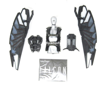 The Falcon - Wings & Chest Harness w/Flight Vest