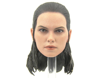 STAR WARS - Rey Jedi Training - Female Head Sculpt