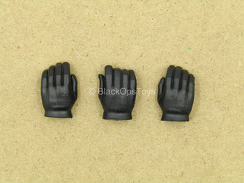 1/12 - Albus Dumbledore - Male Black Gloved Hand Set