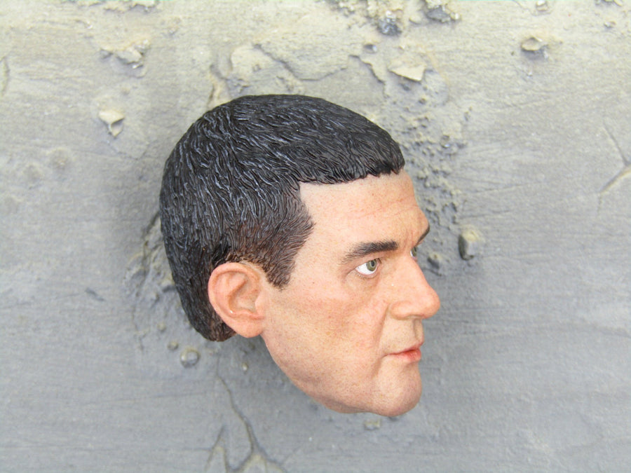 Soldiers of Fortune 4 Galgo from The Expendables 3 Antonio Banderas Head Sculpt